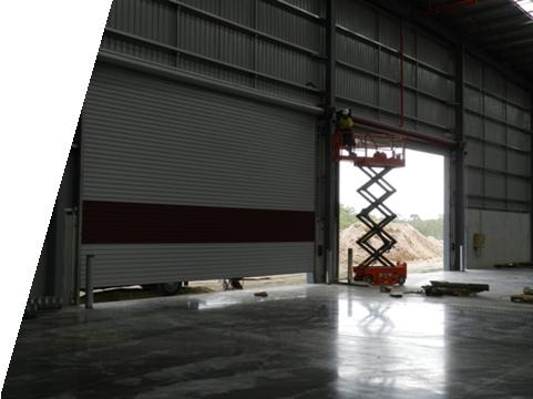 Garage doors brisbane gold coast roller doors and for Garage door repairs palm coast fl